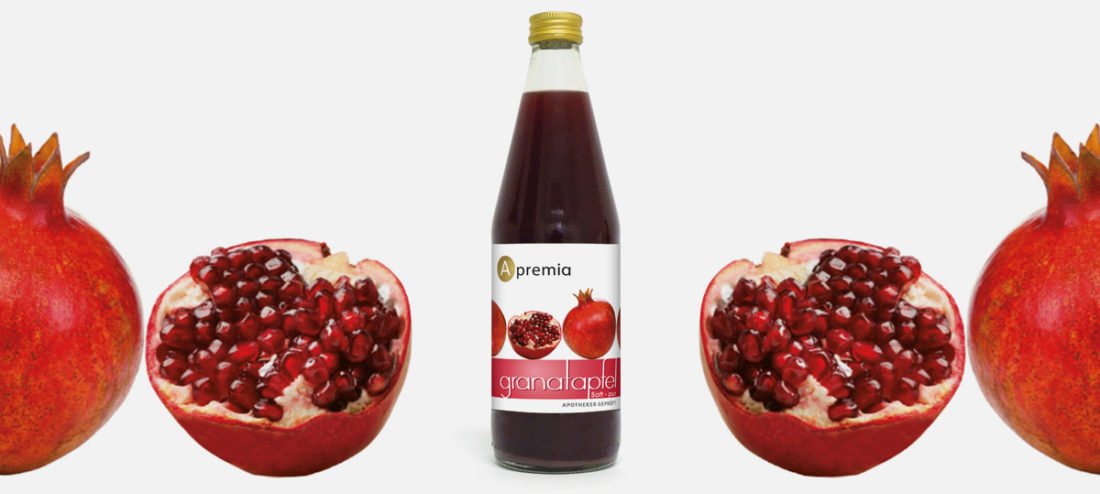 Apremia Granatapfel Saft