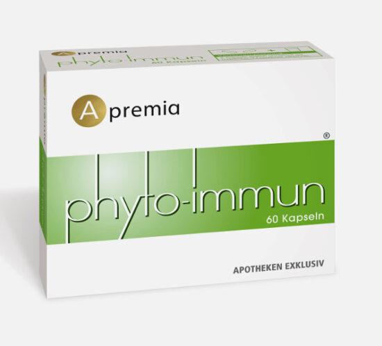 Verpackung Apremia Phytoimmun Kapseln